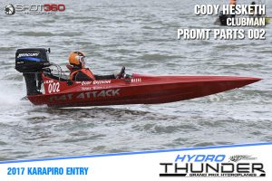 Cody Hesketh