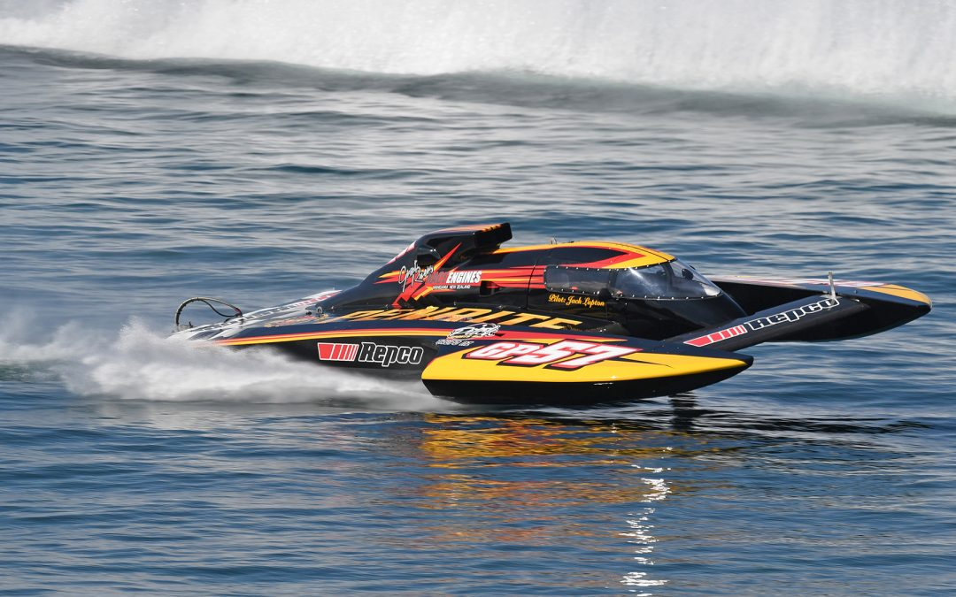 2018 NZ Powerboat Nationals Event Program