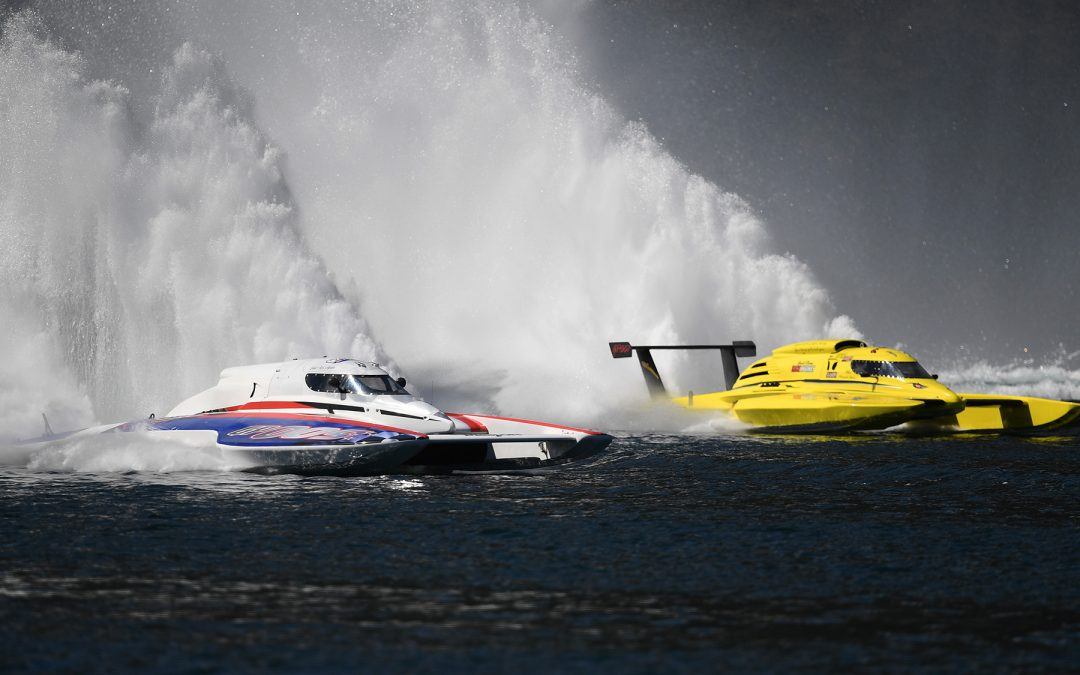 Hydro Thunder Championship Results