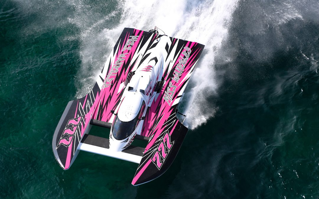 Hydro Thunder Results -Taupo 2020